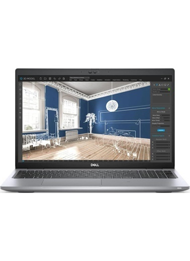 """Dell Dell Precision M3560 8671C Intel Core i7-1185G7 32GB 1TB SSD T500 W10Pro 15.6"""" FHD Renkli"""